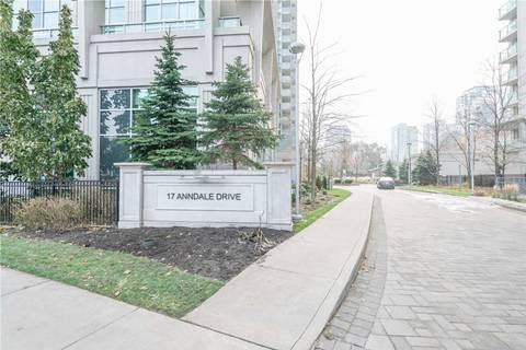 Condo for sale at 17 Anndale Dr Unit 315 Toronto Ontario - MLS: C4639031