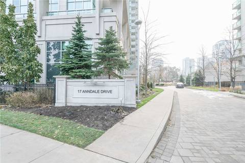 Condo for sale at 17 Anndale Dr Unit 315 Toronto Ontario - MLS: C4645700