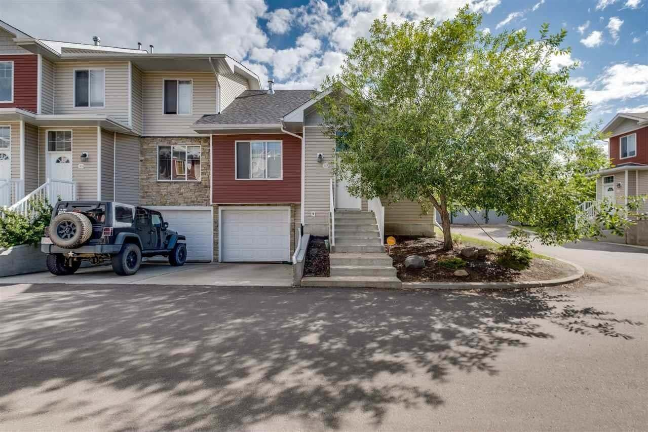 Townhouse for sale at 178 Bridgeport Bv Unit 315 Leduc Alberta - MLS: E4207918