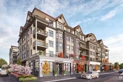 Condo for sale at 2485 Montrose Ave Unit 315 Abbotsford British Columbia - MLS: R2409401
