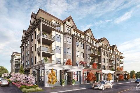 Condo for sale at 2485 Montrose Ave Unit 315 Abbotsford British Columbia - MLS: R2409401