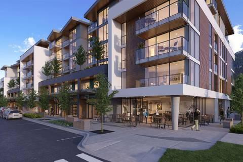 Condo for sale at 37881 Cleveland Ave Unit 315 Squamish British Columbia - MLS: R2429629