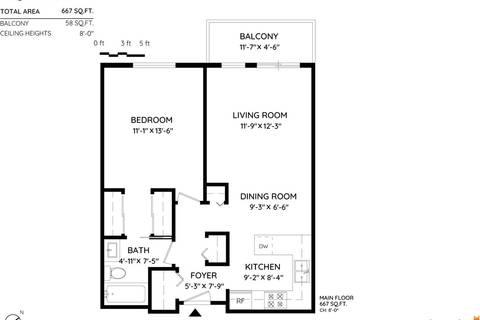 Condo for sale at 450 Bromley St Unit 315 Coquitlam British Columbia - MLS: R2454065