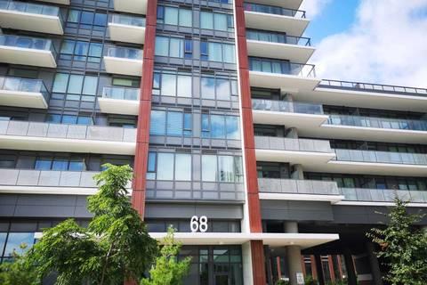 Condo for sale at 68 Canterbury Pl Unit 315 Toronto Ontario - MLS: C4580768