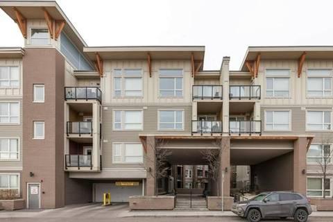 Condo for sale at 707 4 St Northeast Unit 315 Calgary Alberta - MLS: C4274088