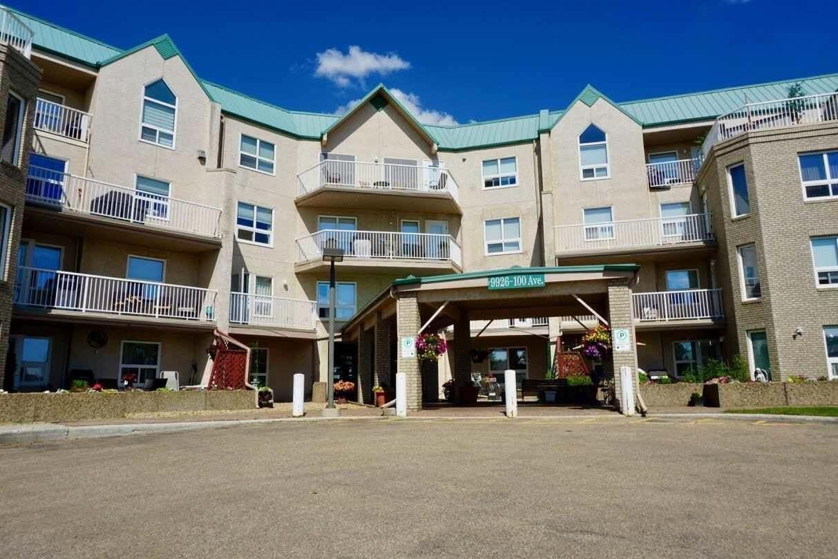 Condo for sale at 9926 100 Av Unit 315 Fort Saskatchewan Alberta - MLS: E4212422