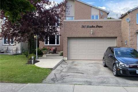 House for sale at 315 Barber Dr Halton Hills Ontario - MLS: W4856826
