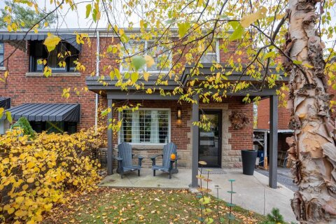 Townhouse for sale at 315 Blantyre Ave Toronto Ontario - MLS: E4976470