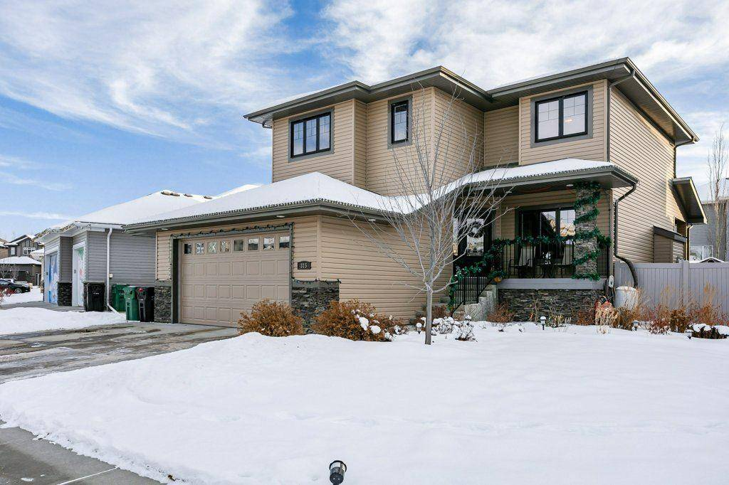 House for sale at 315 Bridgeport Pl Leduc Alberta - MLS: E4183041