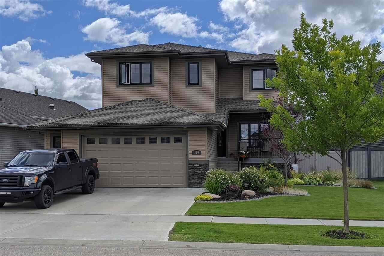 House for sale at 315 Bridgeport Pl N Leduc Alberta - MLS: E4196300