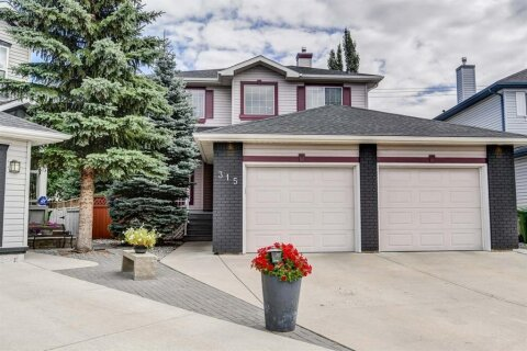 House for sale at 315 Bridlecreek Green SW Calgary Alberta - MLS: A1030690