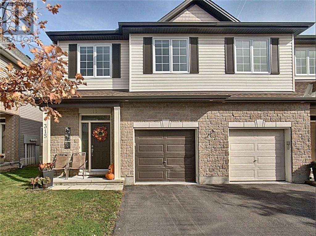 House for sale at 315 Buttonbush Wy Ottawa Ontario - MLS: 1175351