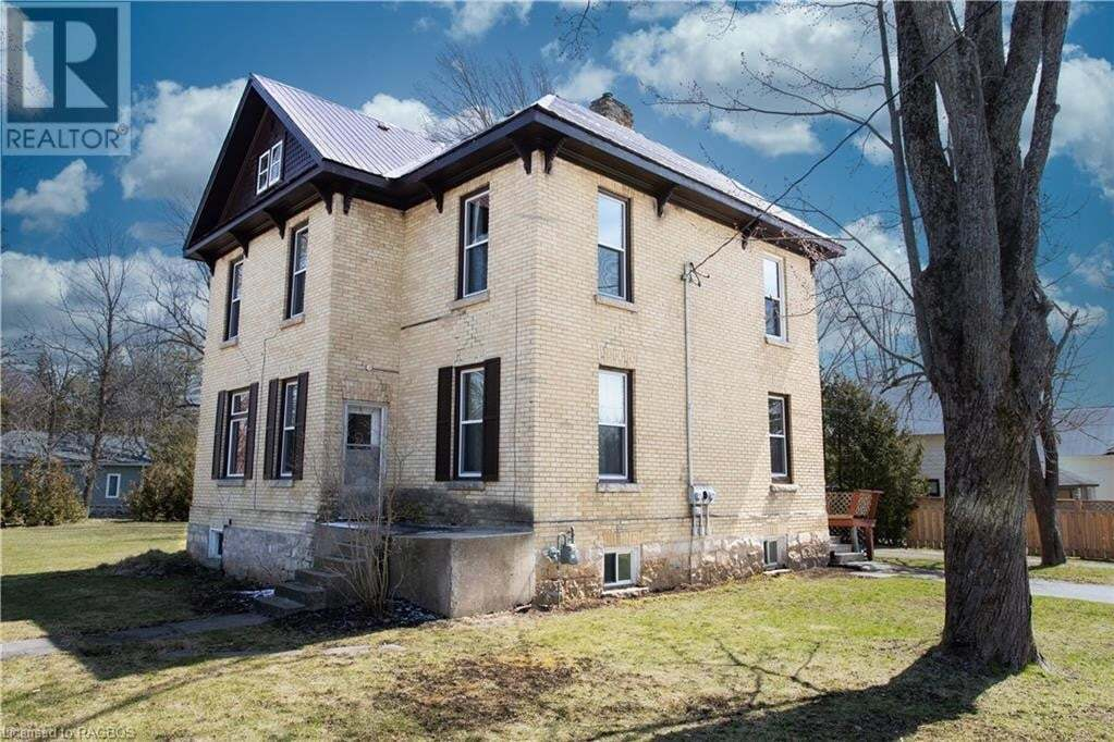 Townhouse for sale at 315 Gould St Wiarton Ontario - MLS: 260450