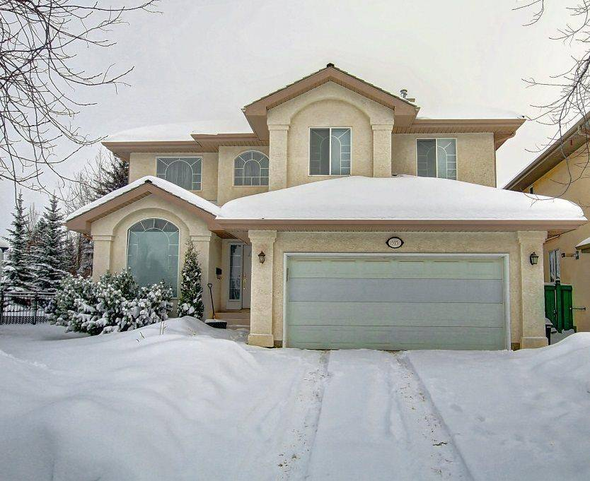House for sale at 315 Hunters Ru  Nw Edmonton Alberta - MLS: E4185197