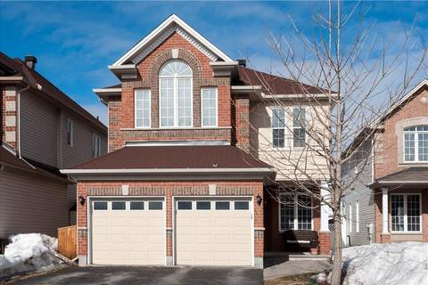 House for sale at 315 Kinghorn Cres Ottawa Ontario - MLS: 1145279