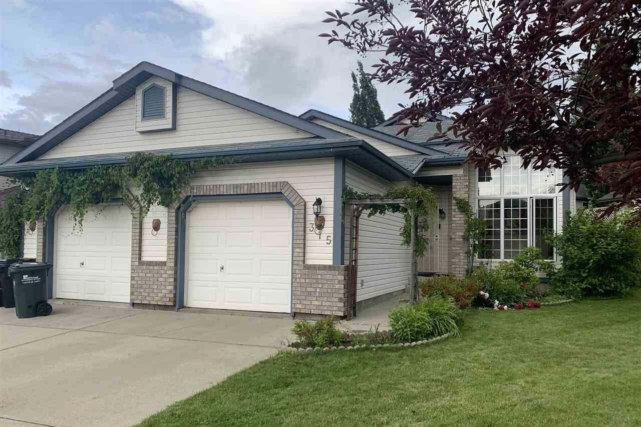 House for sale at 315 Lilac Tc Sherwood Park Alberta - MLS: E4206056