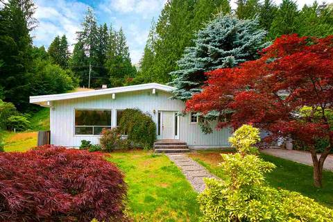 House for sale at 315 Moyne Dr West Vancouver British Columbia - MLS: R2426205
