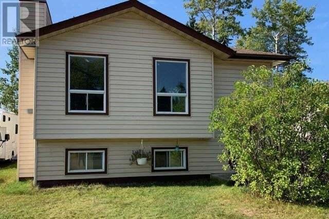 House for sale at 315 Peace River Cres Tumbler Ridge British Columbia - MLS: 186307