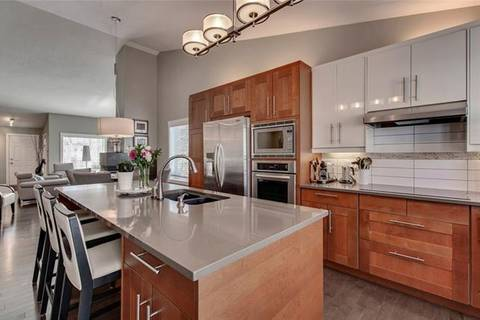 Townhouse for sale at 315 Prominence Ht Southwest Calgary Alberta - MLS: C4289582