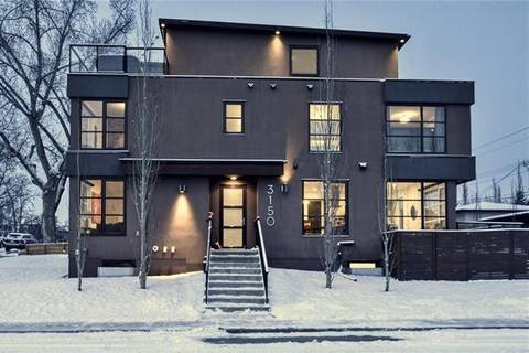 Townhouse for sale at 3150 21 Ave Southwest Calgary Alberta - MLS: C4275598