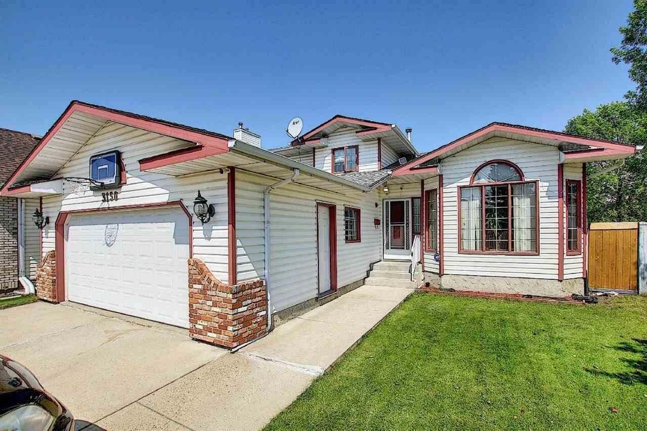 House for sale at 3150 36 Av NW Edmonton Alberta - MLS: E4209319