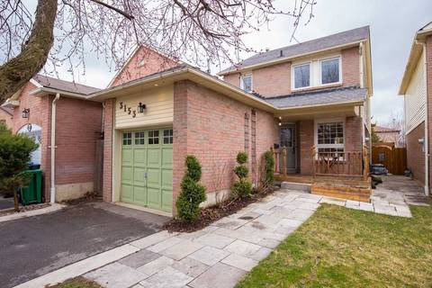 House for sale at 3153 Augusta Dr Mississauga Ontario - MLS: W4734583