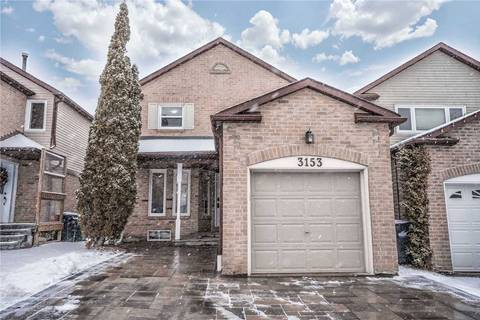 House for sale at 3153 Cambourne Cres Mississauga Ontario - MLS: W4703411
