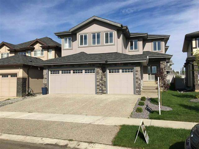 House for sale at 3153 Cameron Heights Wy Nw Edmonton Alberta - MLS: E4184989