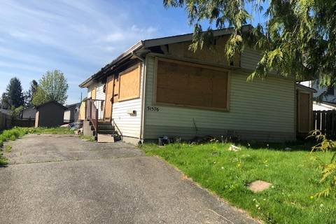 Residential property for sale at 31576 Oakridge Cres Abbotsford British Columbia - MLS: R2453662