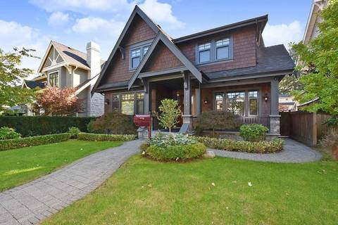 House for sale at 3158 35th Ave W Vancouver British Columbia - MLS: R2408035