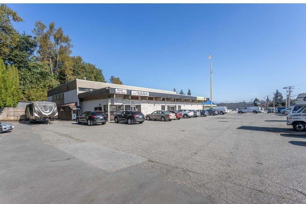 Commercial property for sale at 31581 S Fraser Wy Abbotsford British Columbia - MLS: C8034612