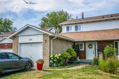 Townhouse for sale at 3159 Jessica Ct Mississauga Ontario - MLS: W4543466