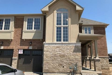 Townhouse for rent at 3159 William Coltson Ave Oakville Ontario - MLS: W4548869