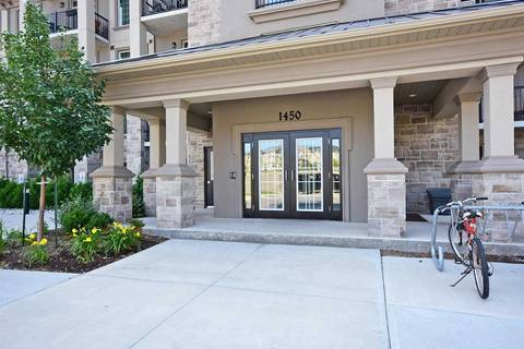Condo for sale at 1450 Main St Unit 316 Milton Ontario - MLS: W4536804