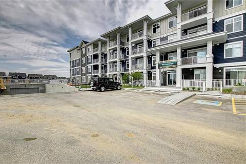 Condo for sale at 200 Auburn Meadows Common Southeast Unit 316 Calgary Alberta - MLS: C4258551
