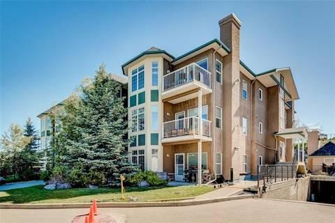 Condo for sale at 248 Sunterra Ridge Pl Unit 316 Cochrane Alberta - MLS: C4235267