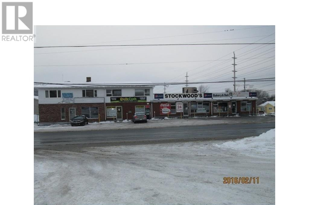 Commercial property for sale at 316 Freshwater Rd St. John's Newfoundland - MLS: 1216995