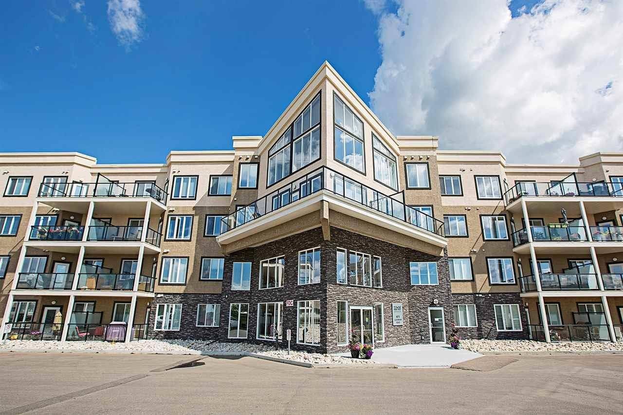 Condo for sale at 4075 Clover Bar Rd Unit 316 Sherwood Park Alberta - MLS: E4181862