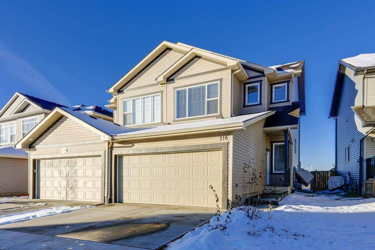 Townhouse for sale at 316 42 Ave Nw Edmonton Alberta - MLS: E4179944