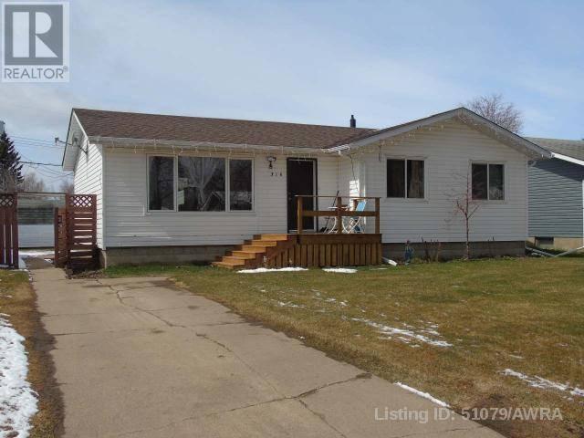 House for sale at 316 5 St Ne Slave Lake Alberta - MLS: 51079
