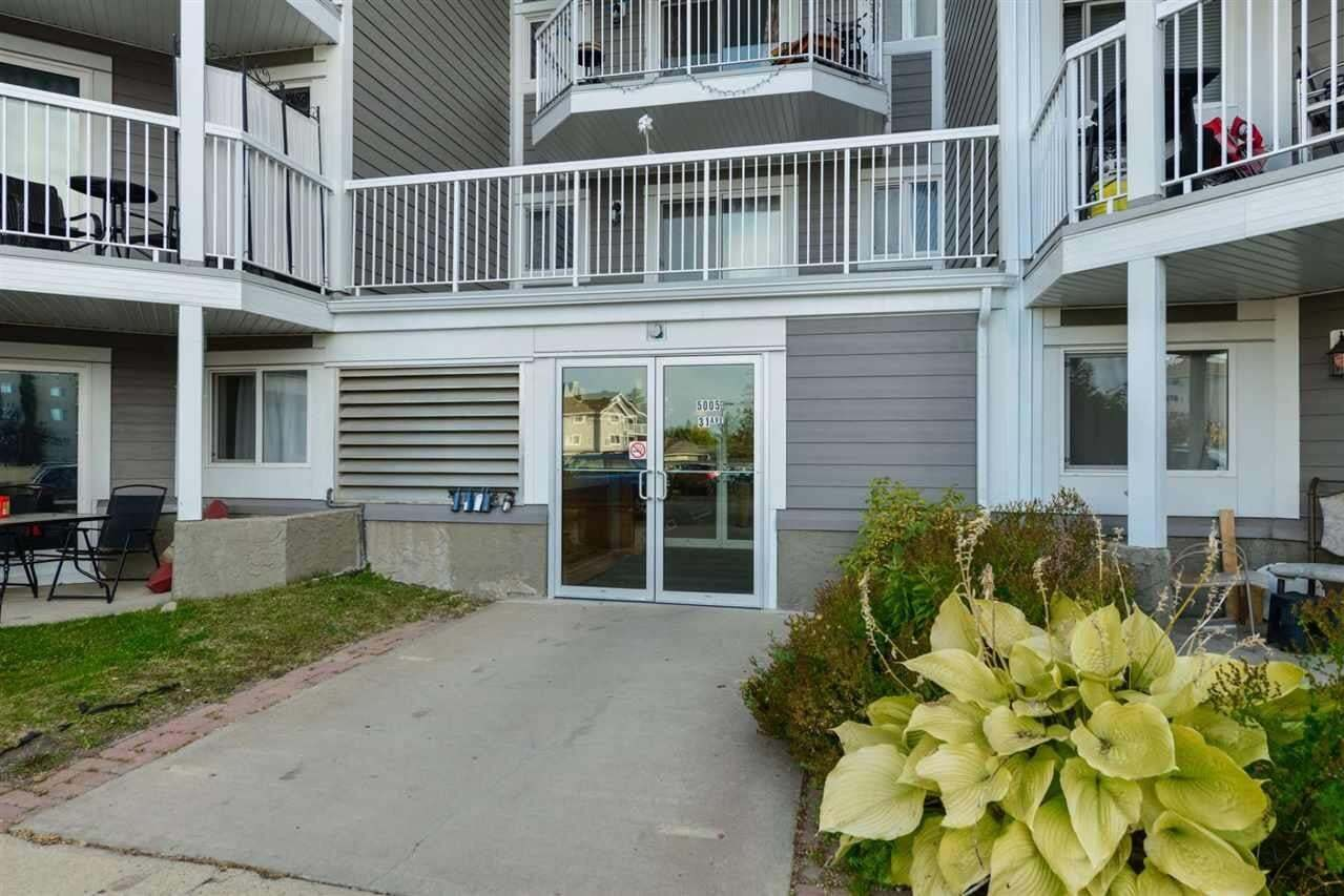 Condo for sale at 5005 31 Av NW Unit 316 Edmonton Alberta - MLS: E4215234