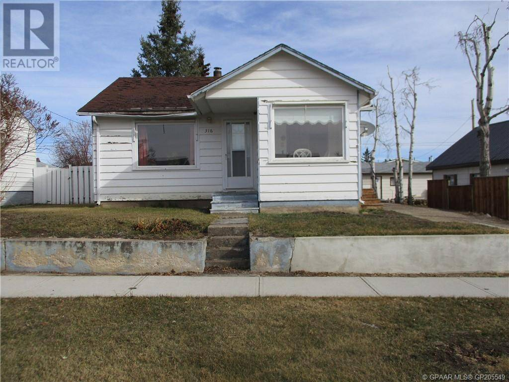 House for sale at 316 6th Ave Southeast Manning Alberta - MLS: GP205549