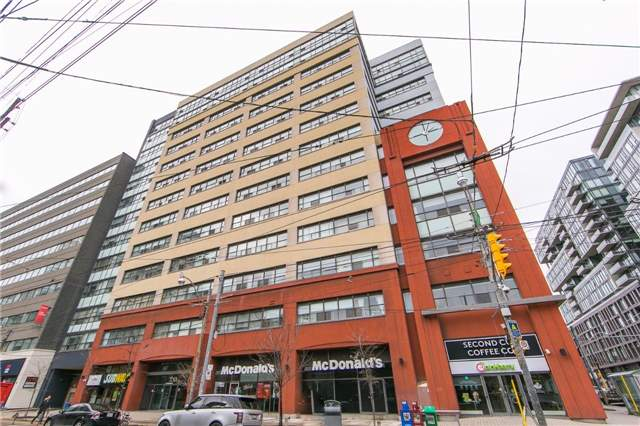 Sold: 316 - 700 King Street, Toronto, ON