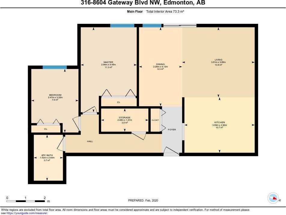 Condo for sale at 8604 Gateway Blvd Nw Unit 316 Edmonton Alberta - MLS: E4186553