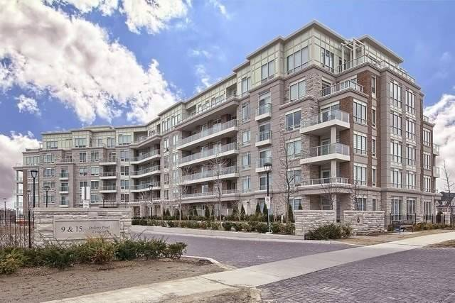 Sold: 316 - 9 Stollery Pond Crescent, Markham, ON