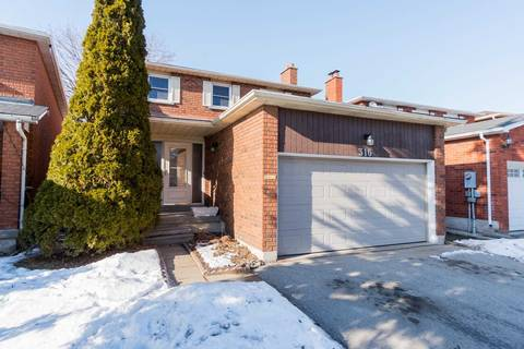 House for sale at 316 Brownridge Dr Vaughan Ontario - MLS: N4701604