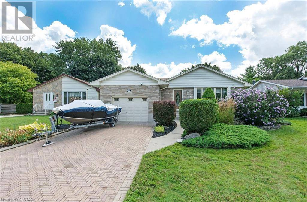 House for sale at 316 Culver Pl London Ontario - MLS: 216744