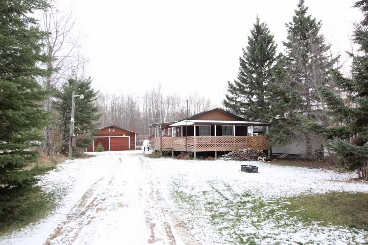House for sale at 316 Evergreen Rd Rural Athabasca County Alberta - MLS: E4219619