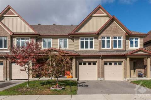 House for sale at 316 Fergus Cres Ottawa Ontario - MLS: 1215909