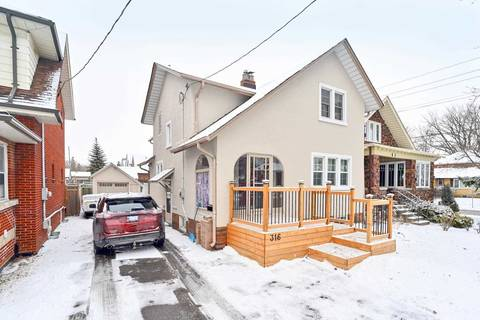 House for sale at 316 King St Oshawa Ontario - MLS: E4683680